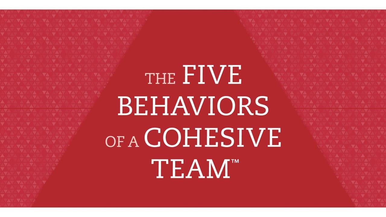 Five Behaviors™ Authorized Partner in Nashville, TN